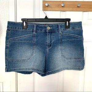 Union Bay denim shorts
